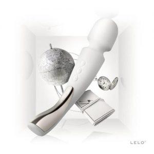 Đồ chơi tình dục nam nữ Lelo Smart Wand Ivory
