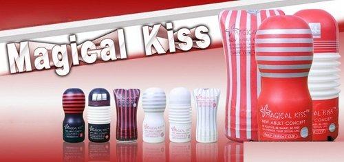 Hình dáng Âm đạo giả cốc tình Magical Kiss Âm đạo giả giá rẻ