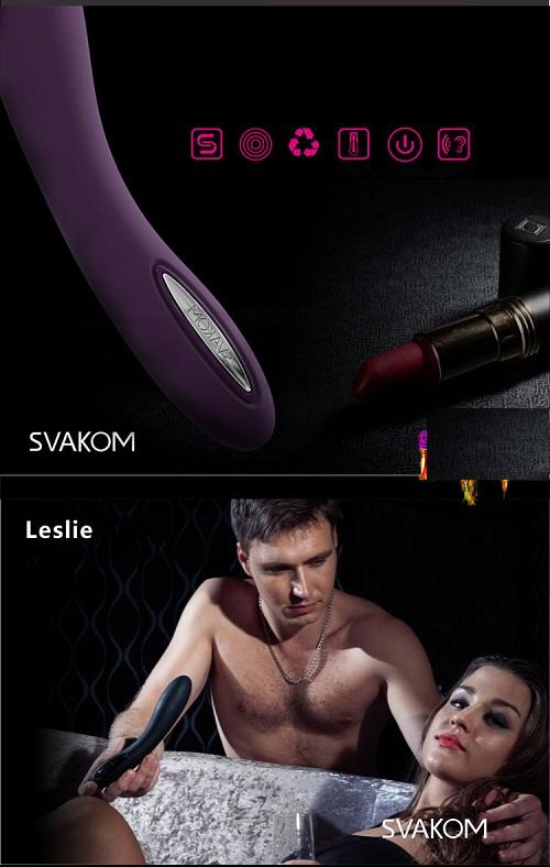 Massage điểm G cao cấp Svakom Leo