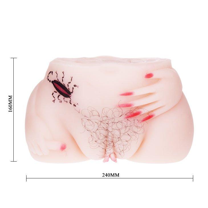 Âm Đạo Giả mông silicon Super Climax Con Bọ Cạp chi tiết cụ thể
