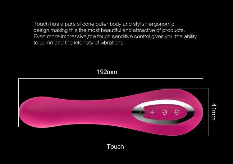 Máy rung cao cấp Nalone Touch chi tiết