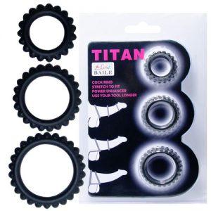 Vòng rung kéo dài thời gian quan hệ Titan cho nam