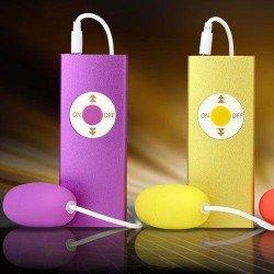 Trứng rung tình yêu Ipod Leten