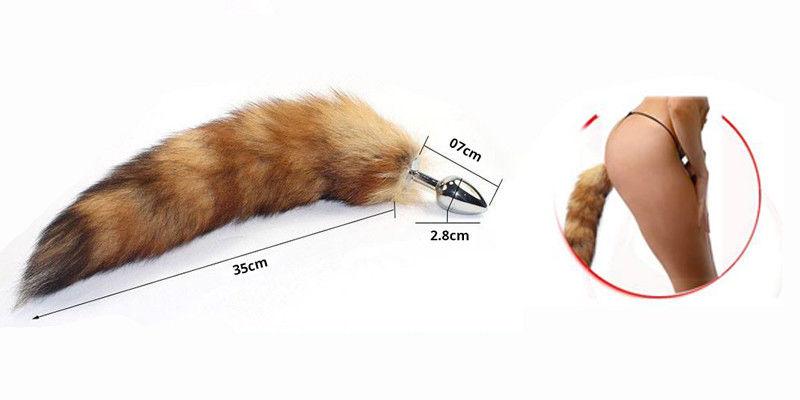 Dụng cụ massage cao cấp đuôi chồn lạ lẫm chi tiết