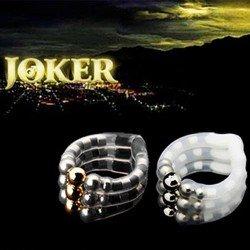 Bộ vòng bi đeo dương vật Joker tinh hoa