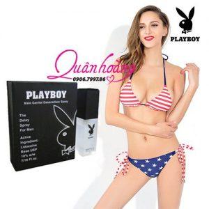 Chai xịt Playboy kéo dài thời gian quan hệ cho nam