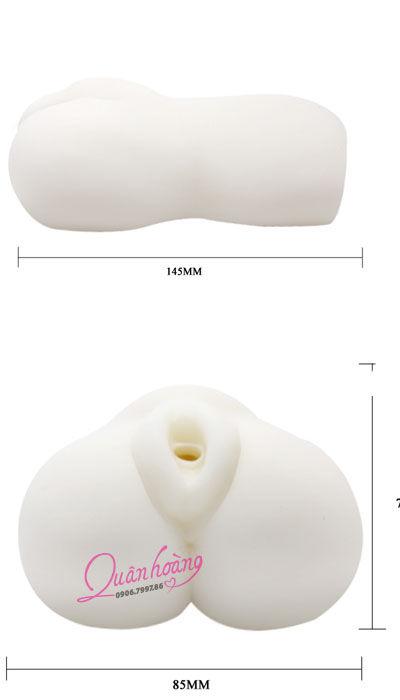 Kích thước âm đạo giả búp bê tình dục