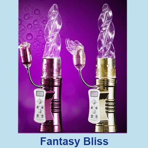 Dương vật giả cao cấp Fantasy Bliss